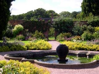 Arley Hall Walled Garden