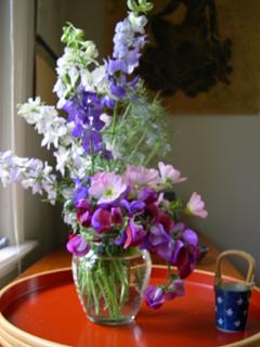 Zanthan Gardens spring bouquet