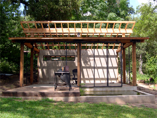 Zanthan Gardens Summer House