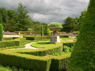 Tatton Park Italian Garden
