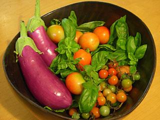 photo: vegetables