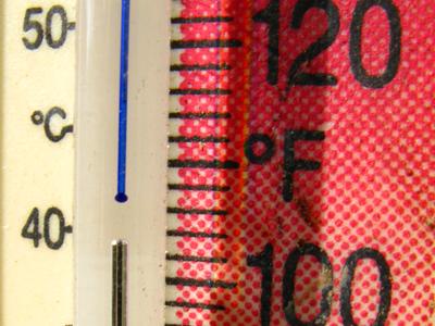 Austin heatwave 2008
