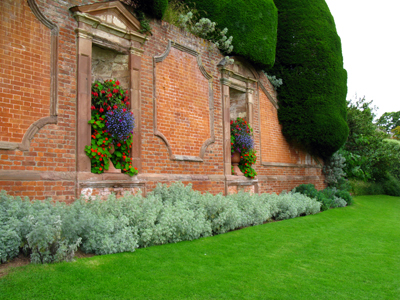 Powis Castle Gardens