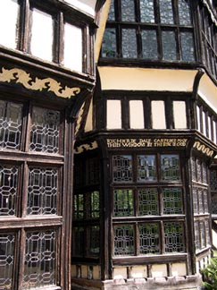 photo: Little Moreton Hall